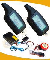 econimical 2 way motorcycle alarm,motorcycle security system,shock alarm trigger,two way alarm mode mode,anti-hijacking function
