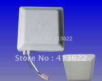 Fedex Free Shipping ISO18000-6B/6C 6M 8dbi  Integrated Ethernet/TCP IP UHF RFID Reader Free SDK+Free UHF Cards