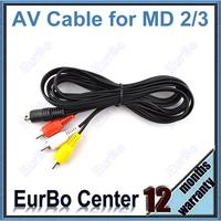 AV Cable for SEGA Mega Drive Genesis 2 and 3