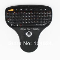 NEW N5901 2 in 1 2.4G Wireless Remote Multimedia Keyboard Mouse Trackball