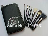 Free shipping New Hello Kitty 7 pieces Makeup Brush Set(1pcs/lot)Free China Post Air shipping