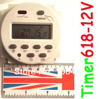 SINOTIMER Wholesale Digital Programmable 12V DC Timer Switch Control for Electrical Equipments