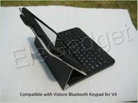 Bluetooth Keyboard Case for Visture V4 HD Yuandao N90 FHD Window  Chuwi V99  Hyundai 9.7 inch Retina Tablet