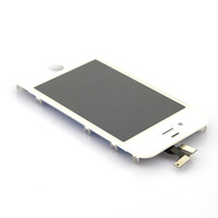 New For iPhone 4s LCD Display+Touch Screen digitizer assembly 100% gurantee High Quality LCD Top Seller