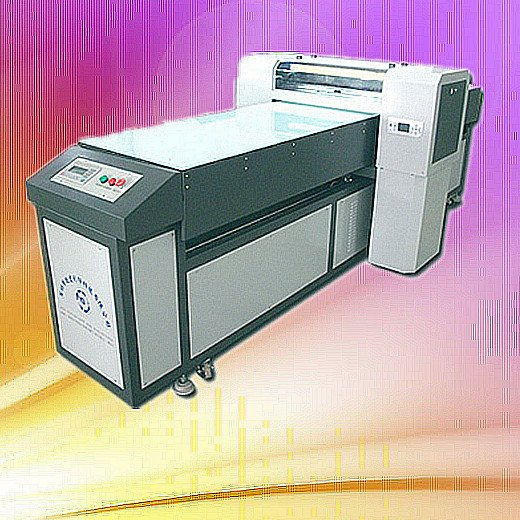 A1/YD-7880 uv flat bed printer at factory price(China (Mainland))