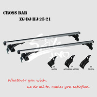 UNIVERSAL ALUMINUM ALLOY CROSS BAR / ROOF BAR ZG-DJ-HJ-25-21