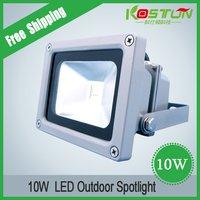 Waterproof 10W 85-265V High Power Warm White/Cool White LED Flood light led Outdoor light Lamps