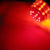 Free shipping 2pcs 36LED Red 3156 3157 LED Bulb Car Upgrade Brake Light Bulb Amber/Red parking car styling car light source