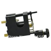 Free Shipping Worldwide High Quality Black Rotary Tattoo Machine Swiss Motor Gun Shader Liner #WS-B0001