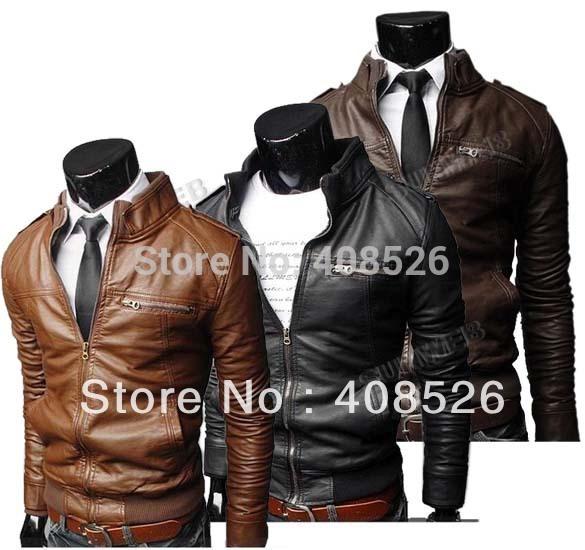 New-Korean-Style-Men-s-Slim-Zipper-Desig