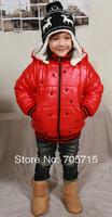 Retail Free shipping Winter New Arrival children clothing,children jacket,brand children coat