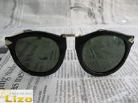 Free shipping Karen W..ker Harvest Black( 1101406)Original Glass Lens Hot Sale sunglasses women  brand designer sunglasses