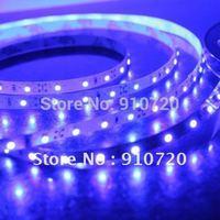 5M 3528 60LED Strip DC12V 20W Non-Waterproof RGB LED Light Strip DD01-N/RGB + RGB Control Box + 24 key IR Controller