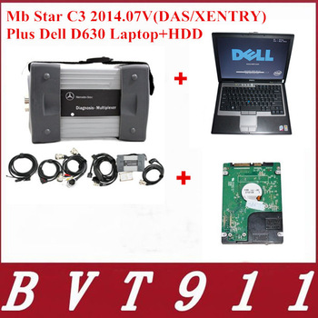 2013 Newest V2013.03(DAS/XENTRY) MB Star C3 Diagnostic Tool,c3 star for mercedes,mb star c3 with IB M T30 laptop+lowest price