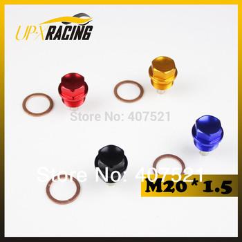 M20*1.5 universal magnetic oil drain plug oil sump drain plug Nut fitting plug protect engine fitting