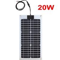Wholesale 20W flexible solar panel, UK&AU stock,Fast Ship,NO custom tax
