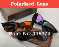 New products,high quality oculos de sol  men's SQUARED  sport Polarized sunglasses,Original packaging,free shipping.