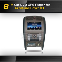 Free shipping Black panel Car Head Unit GPS player for Great Wall Hover H2/H3 with iPod BT USB SD ,Produced in big factory