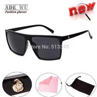 Cool Party Big Size Steampunk Sunglasses Men Coating Sun Glasses Women with SKULL Logo Fashion Elegant gafas de sol