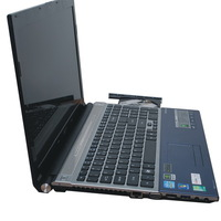 "Intel D2500 1.86GHz Dual-Core 2 thread 15.6"" Laptop Win7 Camera 2.0M HDMI DVD-RW (A156 D2500)(2G 320G)"