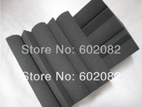 4pcs Hing Quality  Bass Trap Thick Studio Acoustic Soundproofing Foam  Black Color