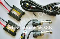HID XENON H4 H13 9004 9007 HIGH/LOW SUPER SLIM BALLAST 4.3K 5K 6K 8K 10K 35W