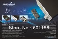 4CHANNEL DSP AMP, SUPPORT USB2/192Khz/24BIT,DUAL TAS5630B AMPLIFY CLASS D AMP
