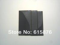 10pcs/lot wholesale thin & portable 5V 200mA 1.0 W solar panel for mobile phone charger ,solar light ,solar torch LED indicator.