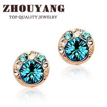 wholesale earrings blue