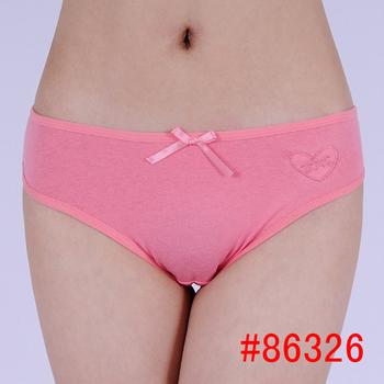 Wholesale ladies briefs cotton panties for women hot cotton briefs panties women underwear