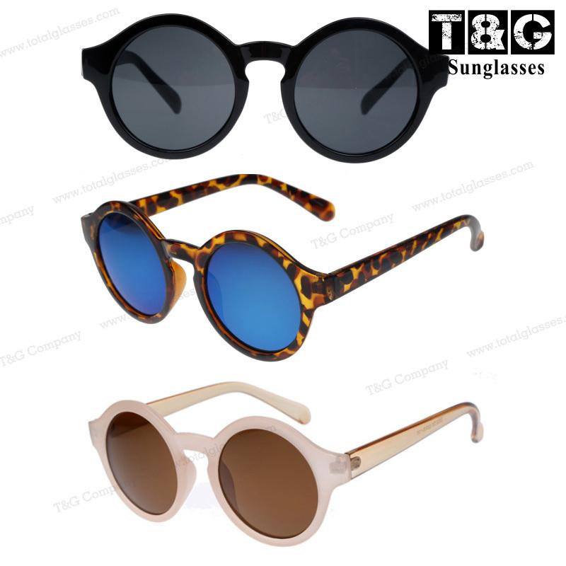 80s Unique Round Circle Sunglasses Women Men Vintage Keyhole Glasses Oculos De Sol Retro Sun glass Girls Fashion European Style(China (Mainland))