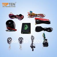2014 New Wireless GPS Car Alarm with Remote Car Starter  TK220S