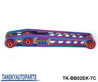 Tansky - RACING REAR LOWER CONTROL ARMS FOR 96-00 CIVIC ( EK Chassis ) TK-BB02EK-7C NEO-Chromium plating
