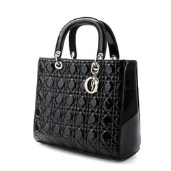 Stylish diamond lattice dual purpose bag handbags shoulder bag tote bags 170383(Free shipping)(China (Mainland))