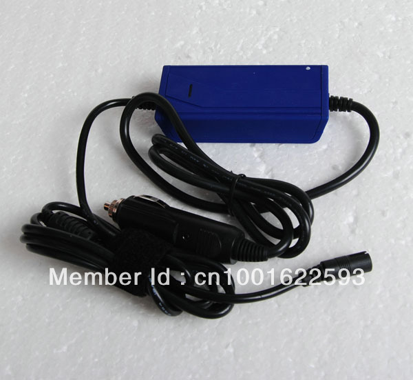 2013 Hot! (CPAM) free shipping! Car adaptor A2, for notebook PC, USB output.(China (Mainland))