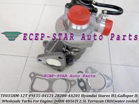 TF035 49135-04121 28200-4A201 Water cooled Turbocharger For HYUNDAI Starex H1;Galloper II;Terracan CRDI;Refine;D4BH 4D56TI 2.5L