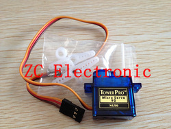 Tower Pro 9g micro servo for airplane aeroplane 6CH rc helcopter kds esky align helicopter sg90(China (Mainland))