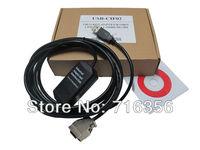 USB-CIF02 USB CIF02 Programming Cable for Omron CPM1 CPM1A CPM2A CPM C200HS C200HX/HG/HE PLC Win7/2000/XP
