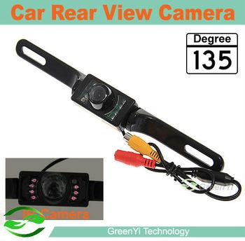 Car DVR Backup CMOS NTSC System Camera Waterproof Reversing Backup IR LED Night Car Rear View Camera