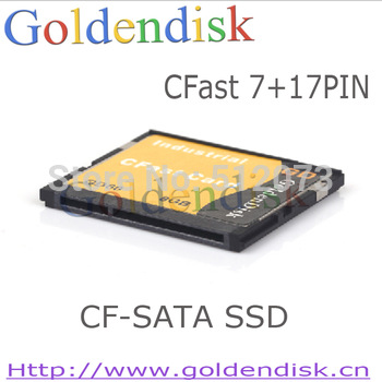 GoldenDisk CFast Cards  8GB CFast SSD SATA  Industrial PC Needed IPC Memory Cards MIni SSD