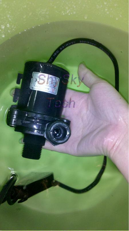Центробежный насос Shysky Tech 12V DC /DC , DC50E-1280A