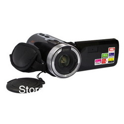 Free Shipping 16MP Digital Video Camera with 2.7 TFT Screen, DV-NHD1(China (Mainland))