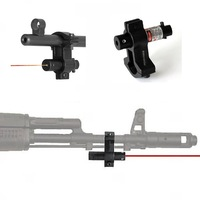 red aiming sight collimator Laser sight infrared Hot Drop Shipping/Free Shipping TOPWIN