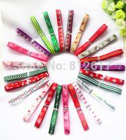 "9mm 3/8""mix color DIY hair ornament carton hot sell heart  Leopard grosgrain ribbon shot Free shipping"