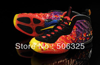 Free Shipping Wholesale Famous Trainers Air Foamposite Pro Men's Sports Basketball Shoes us8-13