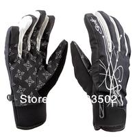 Men's ski gloves winter warm gloves four colors choice JS-1013