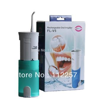 Hottest 1pcs Rechargeable Water flosser FL-V5