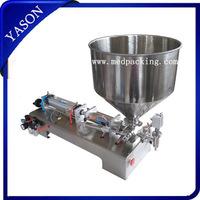 Cream filling machine Shampoo filling machine Cosmetic Filling Machine 50-1000ml+MTTh5