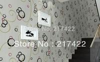 Fashion PVC Interior Decorative Wallpapers Wallcoverings