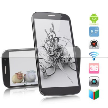 "ZOPO ZP990 1GB RAM 32GB ROM MTK6589T Quad Core 1.5Ghz Smart phone 6"" 1920*1080p Android 4.2 13MP 3G GPS gorilla screen"